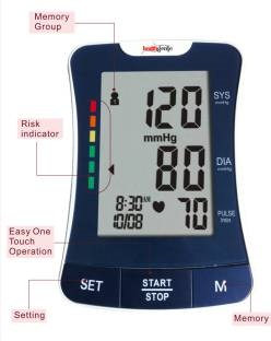 Healthgenie.in BPM03 BP Monitor