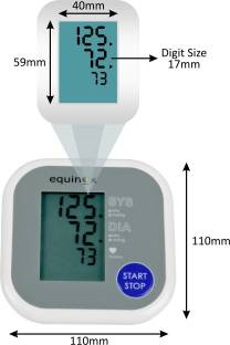 Equinox EQ BP 100 BP Monitor