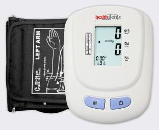 Healthgenie.in BPM01W BP Monitor
