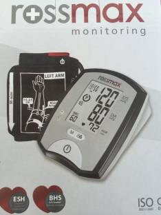 Rossmax MW701 Digital Upper Arm BP Monitor