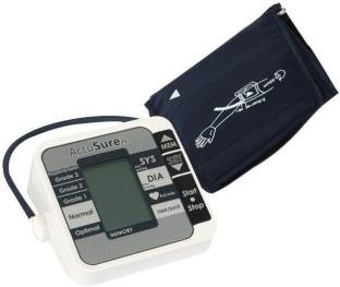 Dr Gene AccuSure TS Upper Arm Digital BP Monitor
