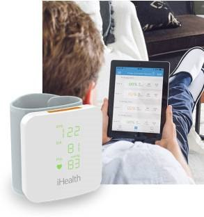 iHealth Bp7 Wireless Blood Pressure Monitor