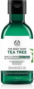 The Body Shop Tea Tree Body Wash(250 ml)