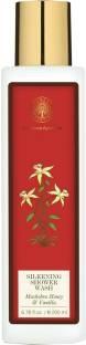 Forest Essentials Mashobra Honey & Vanilla Silkening Shower Wash, 200 ML