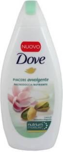 Dove Pistacchio e Magnolia Body Wash Imported, 500 ml