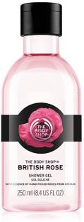 The Body Shop British Rose Shower Gel(250 ml)