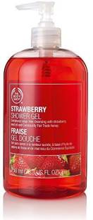 The Body Shop Strawberry Shower Gel Jumbo(750 ml)