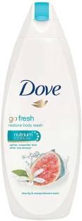 Dove Go Fresh , Blue Fig & Orange Blossom Restore, 500 ml