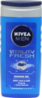 Nivea Men Vitality Fresh Shower Gel(250 ml)