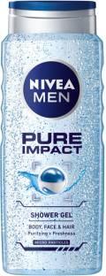 Nivea Pure Impact Shower Gel(500 ml)