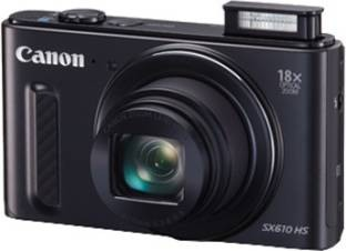 Canon PowerShot SX610 HS Digital Camera