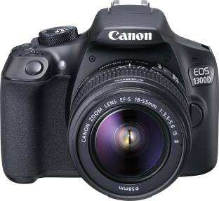 Canon EOS 1300D DSLR Camera (with 18-55 IS II 55-250 IS II Lens)