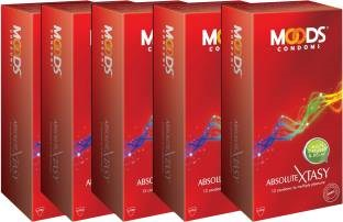Moods Absolute Xtasy Condoms (60 Condoms)