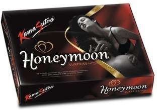 Kamasutra Honeymoon Surprise Pack Condoms (26 Condoms)