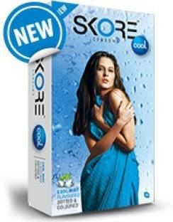 Skore Cool Condoms (10 Condoms)