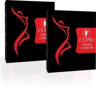 Cupid Female Condoms (4 Condoms)