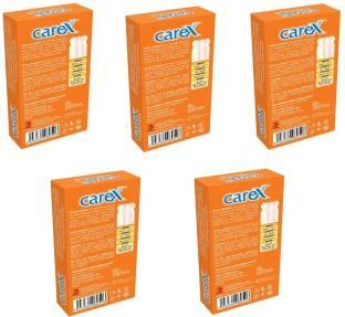 Carex Collection Condoms (50 Condoms)