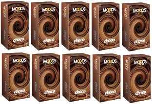 Moods Choco Condoms (120 Condoms)