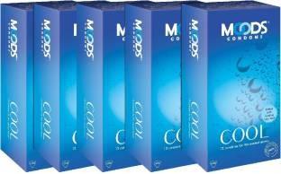 Moods Cool Condoms (60 Condoms)