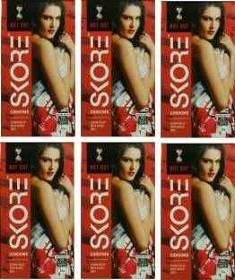 Skore 20s Not Out Condoms (60 Condoms)