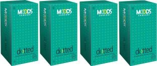 Moods Dotted Condoms (48 Condoms)