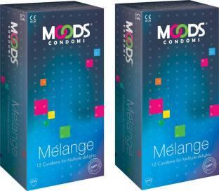 Moods Melange Condoms (24 Condoms)