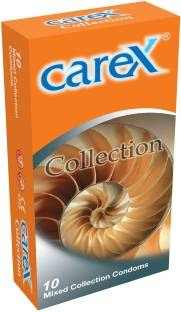 Carex Collection (Karex,Malaysia) Condoms (10 Pieces)