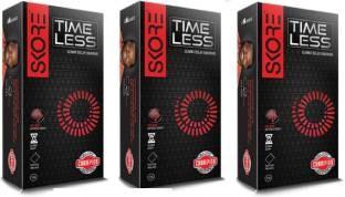 Skore Time Less Condoms (10 Condoms) - Pack of 3