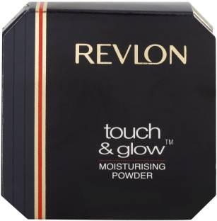 Revlon Touch & Glow Moisturising Powder Compact, 12 G, Ivory Matte