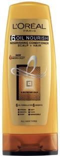 Loreal Paris 6 Oil Nourish Conditioner Scalp and Hair 175ml