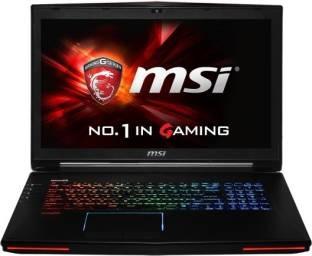 MSI Dominator Pro GT72 2QE Intel Core i7 8 GB 1 TB Windows 8 Above 16 Inch Laptop