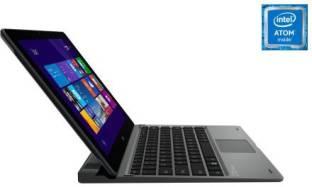 Micromax Canvas LT666W 2 in 1 Intel Atom 2 GB 32 GB Windows 10 Below 12 Inch Laptop