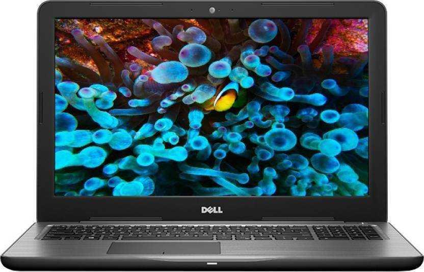 Dell Inspiron 5567 5000 Core i5 7th Gen 8 GB 2 TB Windows 10 4GB Graphics 15 Inch - 15.9 Inch Laptop