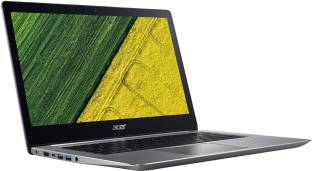 Acer Swift 3 SF314-52 4 GB 256 GB SSD Linux Core i3 7th Gen 14 inch Laptop, Silver