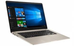 Asus X510UA-EJ796T 1TB HDD 4GB DDR4 Intel Integrated Windows 10 Home Intel Core i3 7100U-2.4 Ghz Processor 15.6 Inch Laptop