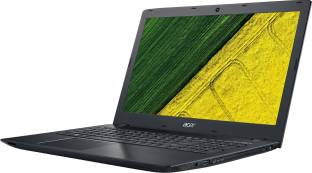 Acer Aspire E5-576 4GB Integrated Graphics 1TB Linux Core i3-6006U 15.6-inch Laptop, Black