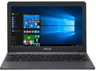 Asus E203NAH FD010T Celeron 500 GB 2 GB Intel Integrated Windows 10 Home Dual Core 7th Gen 11.6 inch Laptop