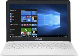 Asus 203NAH FD053T 500 GB 2GB Intel Integrated Window 10 Intel Celeron Dual Core N3350 11.6 Inch HD Laptop, White