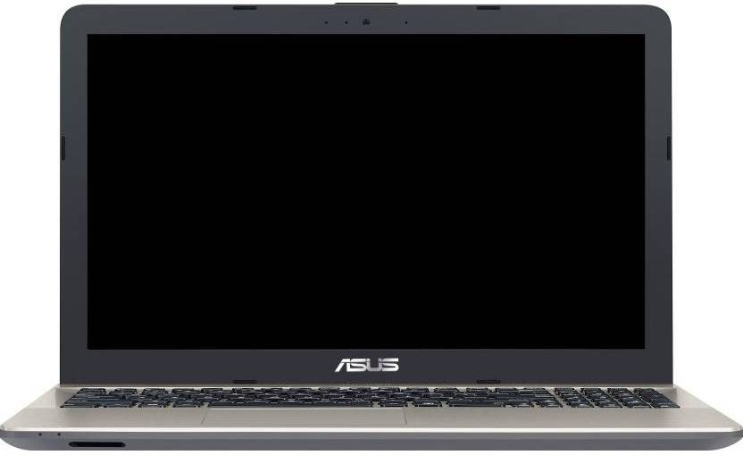 Asus X541NA-GO121T 7th Gen 4 GB 1 TB Intel Pentium Quad Core N4200 Windows 10 15 Inch - 15.9 Inch Laptop