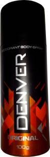 Denver Original Deodorant Body Spray, 150 ml