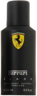 Ferrari Black Deodorant 150 ml