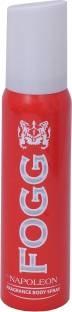 Fogg Napoleon Fragrance Body Spray For Men, 120 ml