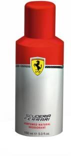 Ferrari Scuderia Deodorant For Men- 150 ml