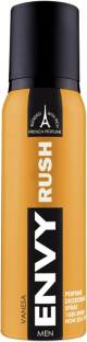 Envy Rush Deodorant Spray For Men 120 ml