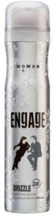 Engage Drizzle Deodorant Spray For Women, 150 ML