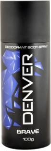 Denver Brave Deodorant For Men- 100 ml