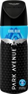 Park Avenue Cool Blue Classic Deodorant For Men - 100 ml