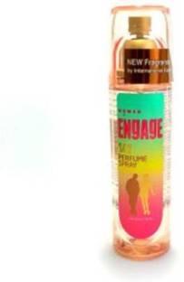 Engage W1 Perfume Spray for Women, 120 ML