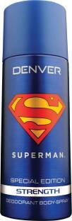 Denver Superman Strength Deodorant for Men - 150 ml