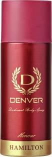 Denver Honour Deodorant Spray For Men - 165 ml